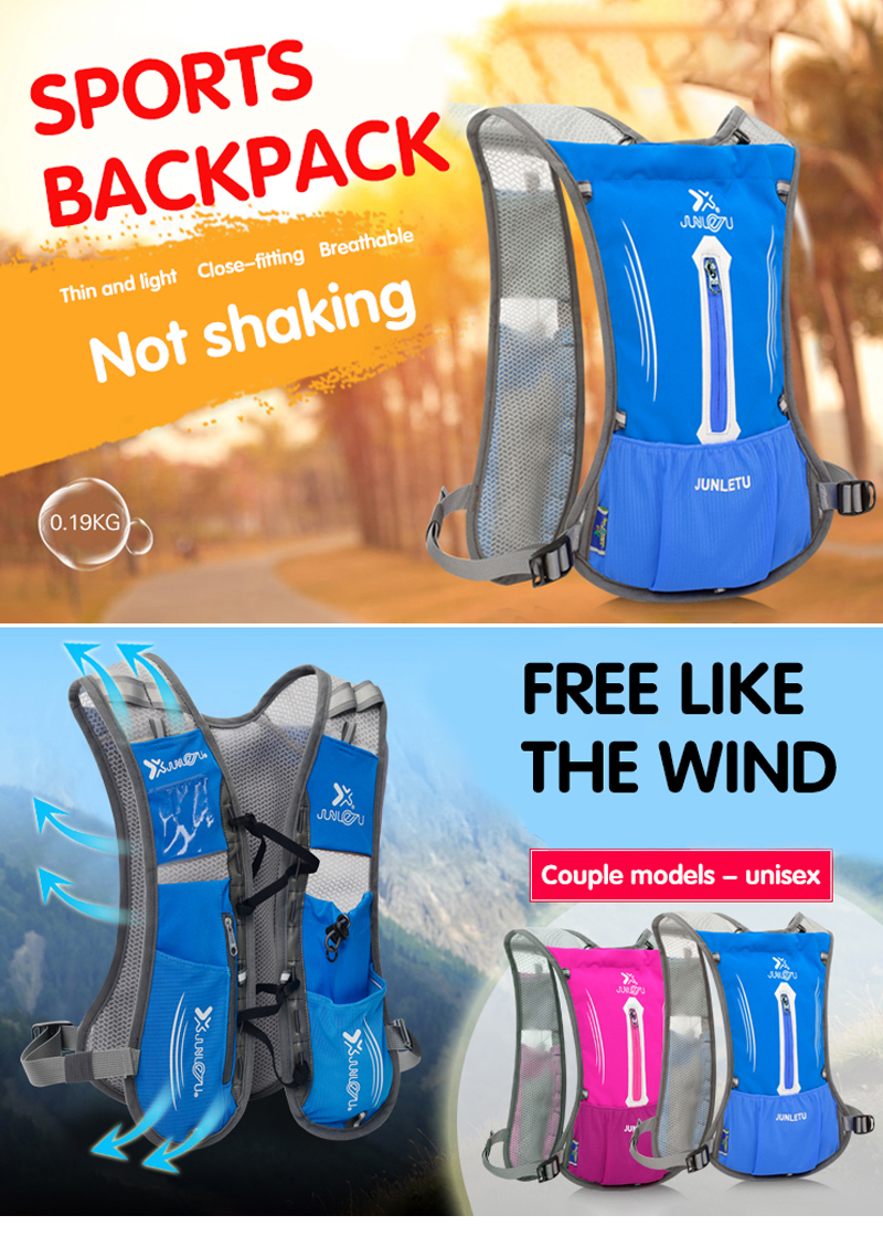 Water Bladder Hydration Backpack