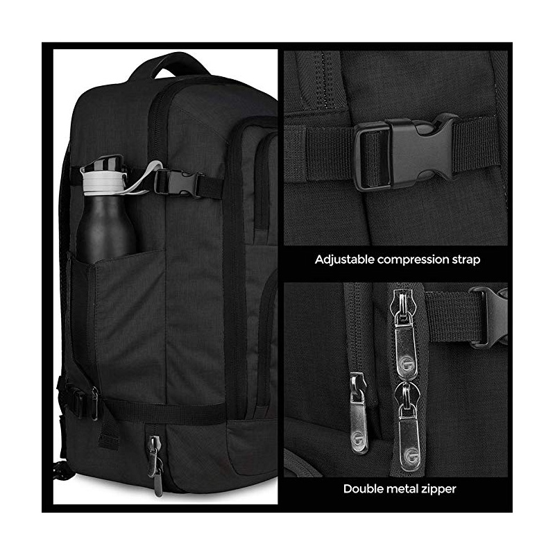 Carry on Flight Approved Travel Backpack