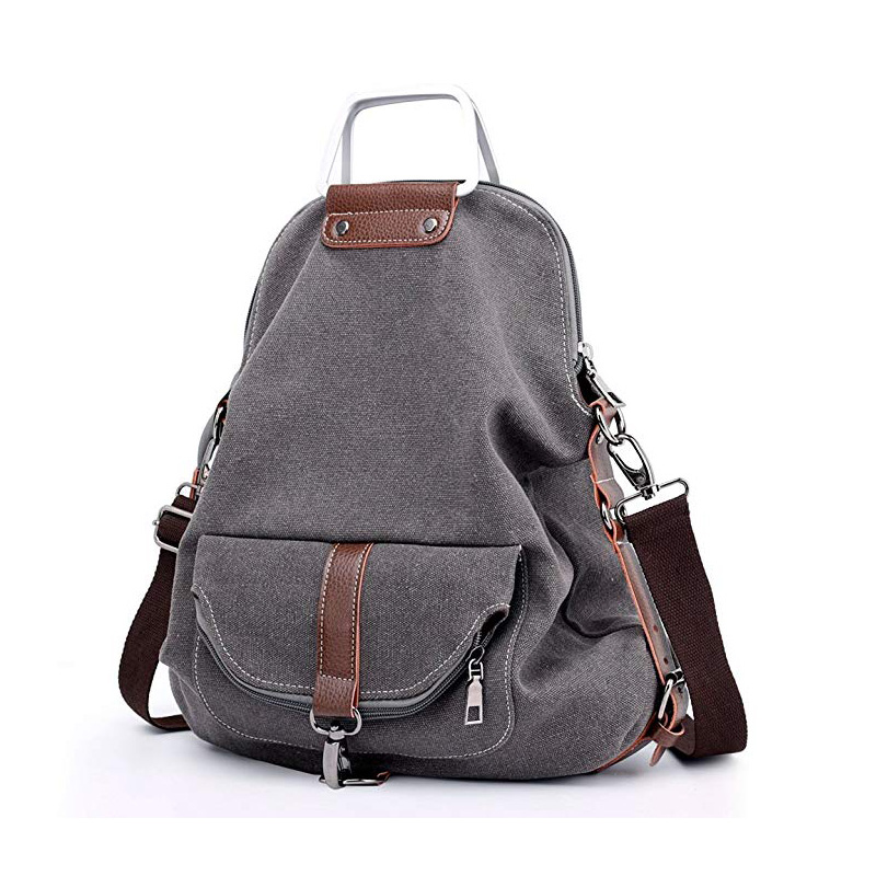 Canvas Backpack for Women and Men