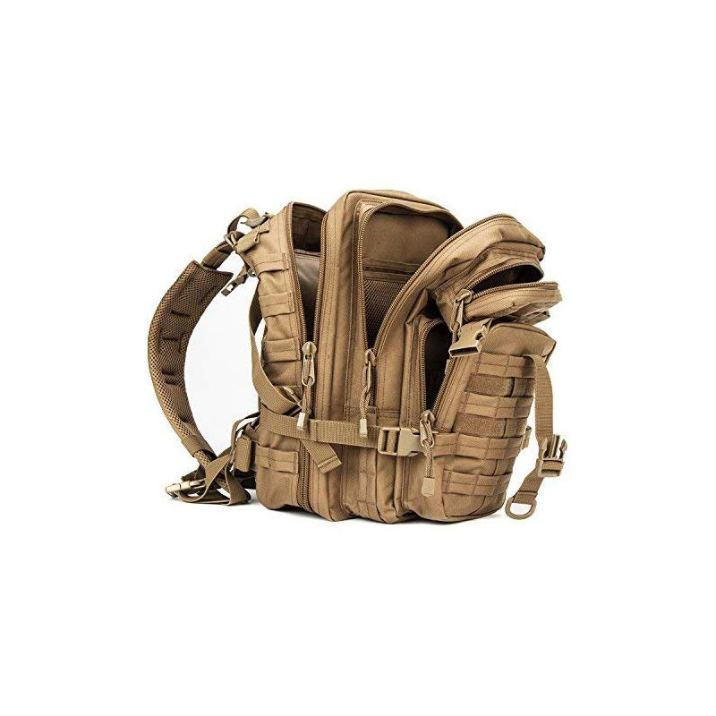 Tactical Backpack with Exclusive Space