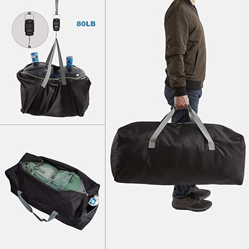 travel duffel bags with wheels