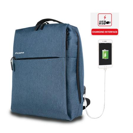 Backpack Bag For Laptop With Usb Charging Port