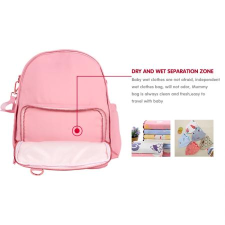 Customized Diaper Bag Manufacturer