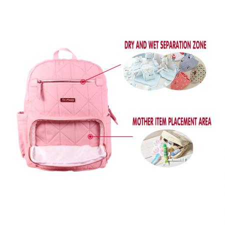 Baby Diaper Changing Bag