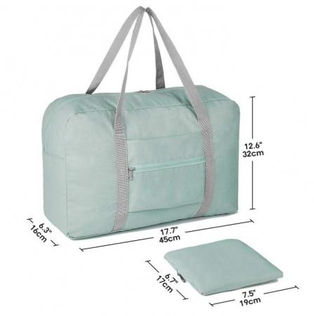 Nylon Foldable Travel Duffel Bag