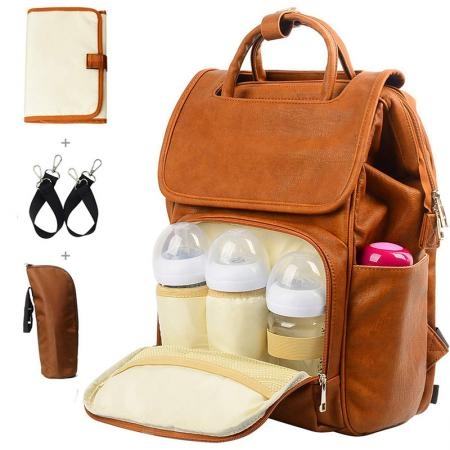 Fashion Nappy Backpack Large Capacity