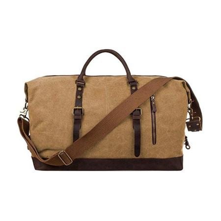 Travel Bag with Quality Solid Zine-Alloy