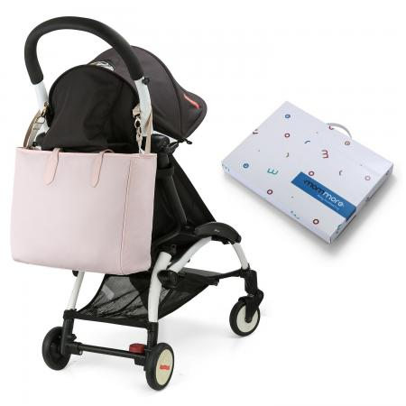 Pink Diaper Tote Bags for Moms