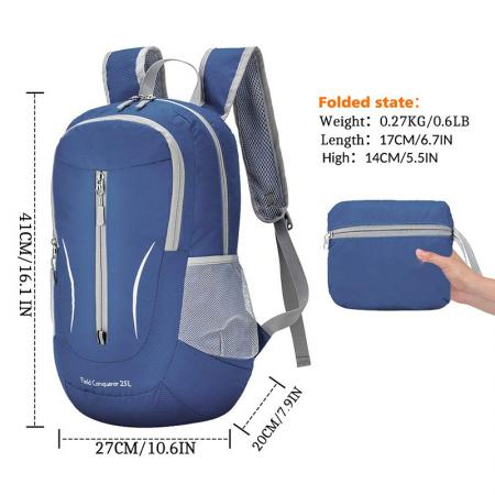 Hiking Daypack Foldable Outdoor Bag
