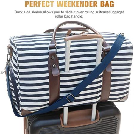 collapsible duffel bag