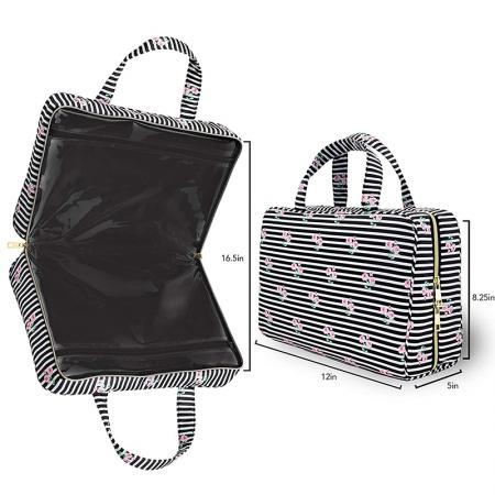 clear makeup bag amazon